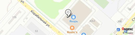 Acessories на карте Нижнекамска