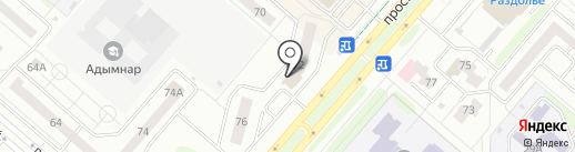 Harat`s pub на карте Нижнекамска