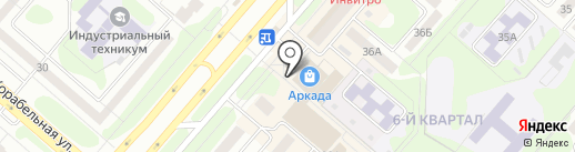 Аlex на карте Нижнекамска