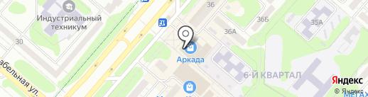 SolA store на карте Нижнекамска