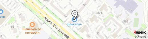 АВТОНОВА-НК на карте Нижнекамска