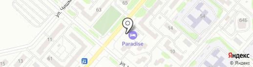 Банкомат, Банк Зенит, ПАО на карте Нижнекамска