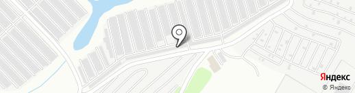 Автомобилист №11 на карте Нижнекамска
