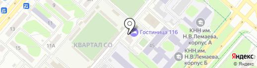 ROYAL на карте Нижнекамска