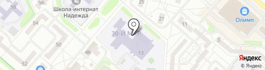 Федерация восточного боевого единоборства г. Нижнекамска на карте Нижнекамска