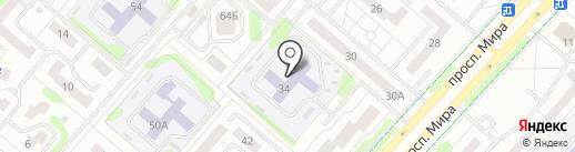 Детский сад №84, Капельки на карте Нижнекамска