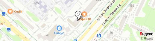 ВсеИнструменты.ру на карте Нижнекамска