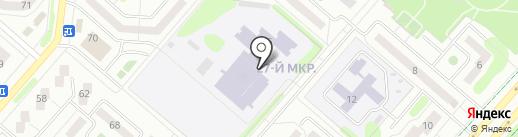 Автолидер-Автоледи на карте Нижнекамска