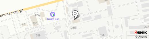 Строй Мастер на карте Нижнекамска