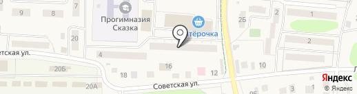 Банкомат, СБЕРБАНК РОССИИ на карте Красного Ключа