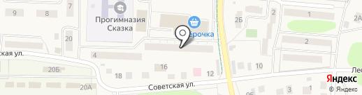 Сеть платежных терминалов, СБЕРБАНК РОССИИ на карте Красного Ключа