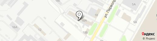 БСМ ВИСТ на карте Нижнекамска