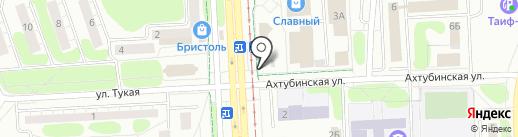 Мастерская по ремонту обуви и изготовлению ключей на проспекте Строителей на карте Нижнекамска