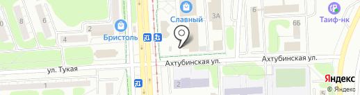 Machinestore на карте Нижнекамска