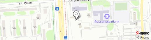 Магазин рыбы на карте Нижнекамска