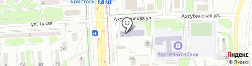 ДЭНАС МС на карте Нижнекамска