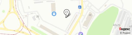 Печной центр на карте Нижнекамска
