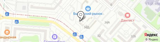 Восточная кухня на карте Нижнекамска