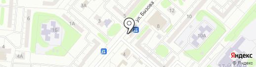 Связной на карте Нижнекамска