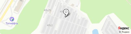 Топ Инжектор на карте Нижнекамска