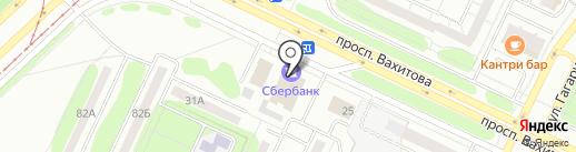 РЕСО-ГАРАНТИЯ, СПАО на карте Нижнекамска