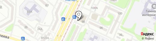 Вита Экспресс на карте Нижнекамска