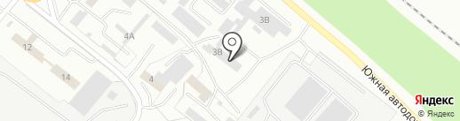 М-сервис на карте Нижнекамска