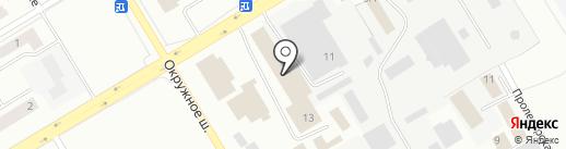 Социальный магазин на Интернациональной на карте Елабуги