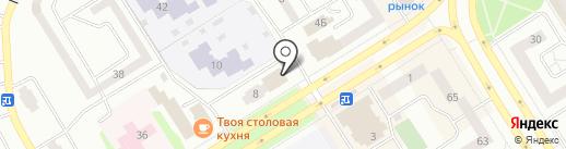 Ломбард на карте Елабуги
