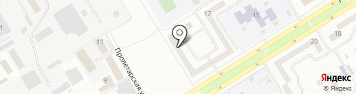 Кам сервис на карте Елабуги