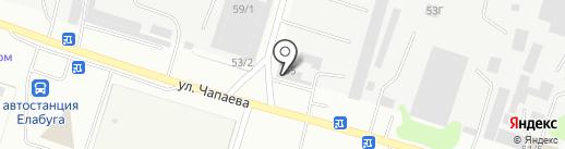СПЕЦ СТРОЙ на карте Елабуги