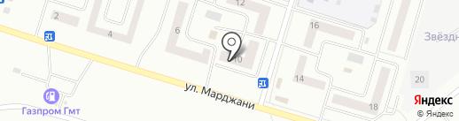 Профит плюс на карте Елабуги