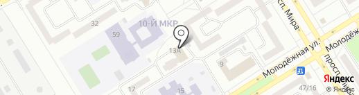 ЗвукоРина на карте Елабуги