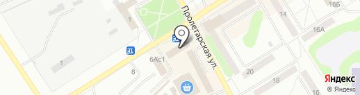 Магазин сантехники на карте Елабуги