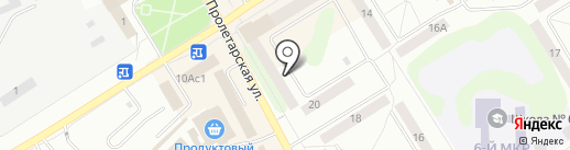 Мастерская по ремонту одежды на карте Елабуги