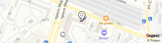 Sushi house на карте Елабуги
