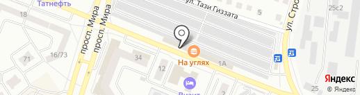 MakPro на карте Елабуги