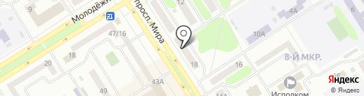 АктивДеньги на карте Елабуги