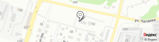 ТК Ревойл на карте Елабуги