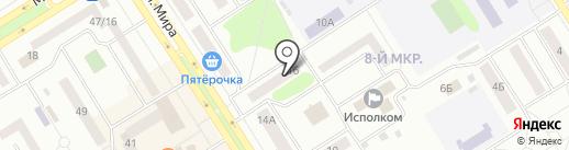 СК Иль на карте Елабуги