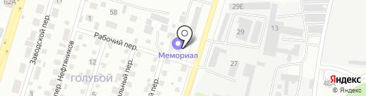 Дельта системы безопасности на карте Елабуги