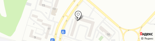 Платежный терминал, СБЕРБАНК РОССИИ на карте Елабуги