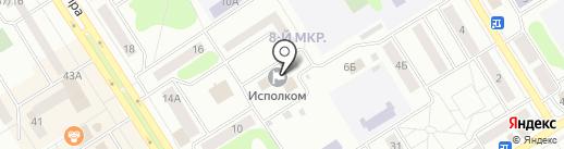 Исполнительный комитет г. Елабуги на карте Елабуги