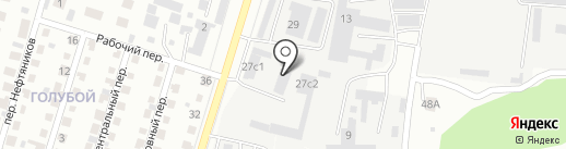 ХолдТоргСервис на карте Елабуги