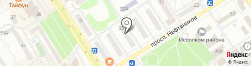 Ростелеком, ПАО на карте Елабуги