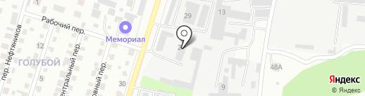 HaoGang на карте Елабуги
