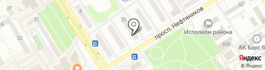 Своя парикмахерская на карте Елабуги