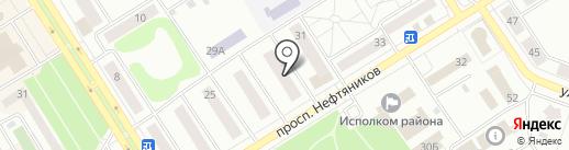 Росгосстрах на карте Елабуги