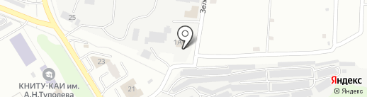 Сеть платежных терминалов, АКИБАНК, ПАО на карте Елабуги