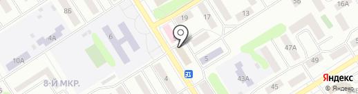Ремонтная мастерская на карте Елабуги